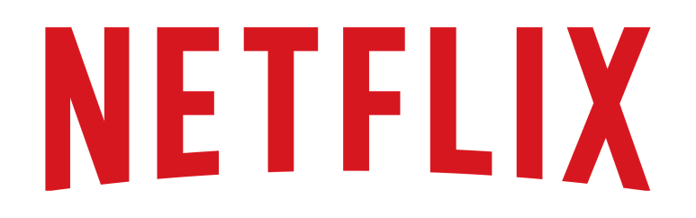 Image description: the Netflix logo. Red text, all capitals, on a white background.